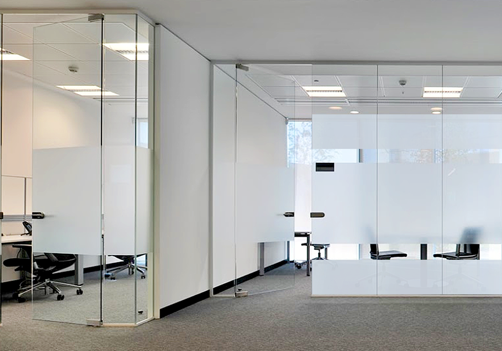Privacy Films for Offices & Shops