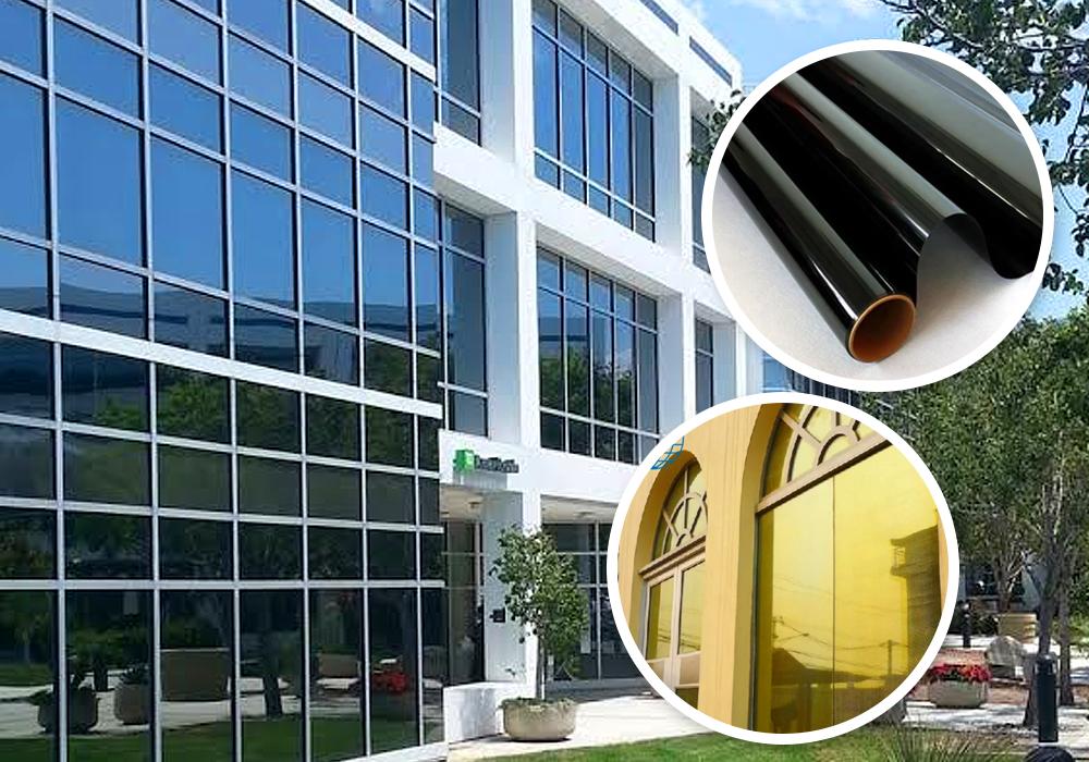 Window Solar Tint Films